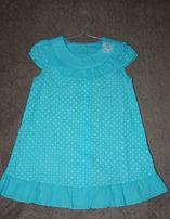Нежное нарядное платье Бемби для девочки 74 см