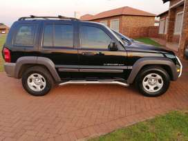 2003 Jeep Cherokee 3.7L Sport Immaculate