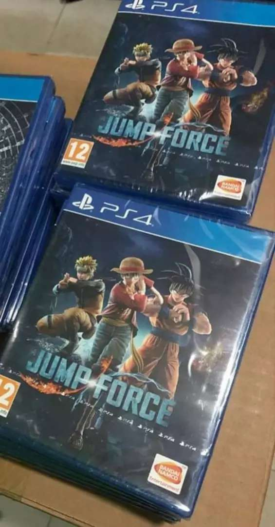 Jump Force For Sale 0