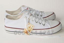 Converse ALL STAR белые низкие + разные цвета | Кеды Конверс Унисекс