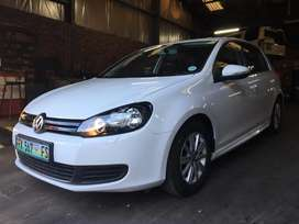 Golf 6 bluemotion