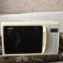 Микроволновка, микроволновая печь б/у и подарок