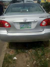Toyota corolla for sale in port harcourt 0