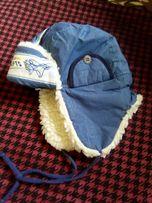 Шапка,шапочка для хлопчика (зима)