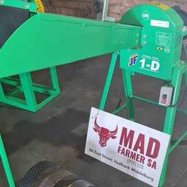 Brand new JF1D hammer mills available and in stock