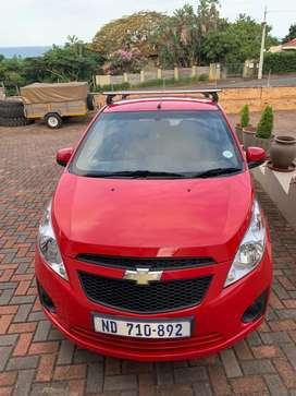 2012 CHEVROLET SPARK1.2 CAMPUS WITH 55 231KMS