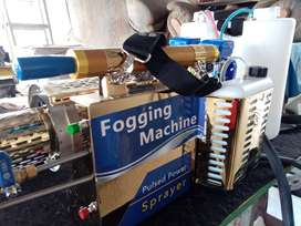 FOGGING MACHINES