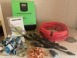 Solar Inverter and extras brand new