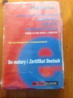 Słownik j.niemieckiego Hueber Duden