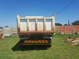 10 Cube tipper for hire