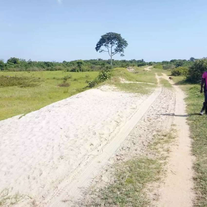 Sand mining land for sale 0