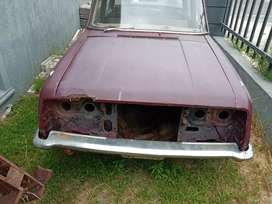 Toyota corona stripping for parts