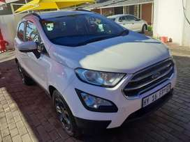 2019 Ford ecosport ecoboost 1.0 liter, excellent condition, spare key