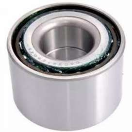 Wheel bearings replacement