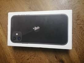 Iphone 11 64gb almost new