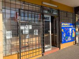 Shop/office space to let in louis botha