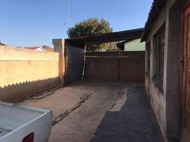 House to rent in Klipspruit Soweto