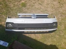 Front bumper for VW POLO R liner
