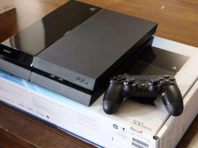 Ps4 chipped 0