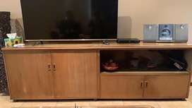 Extra wide tv cabinet / lounge cabinet