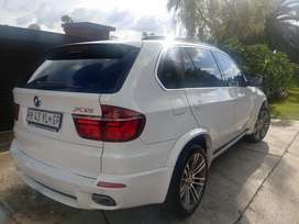 Neat 7 seater BMW X5 for sale