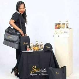 Sunbird Acapella fragrances