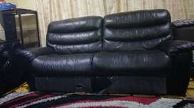 3 piece recliner couches about 7yrs old