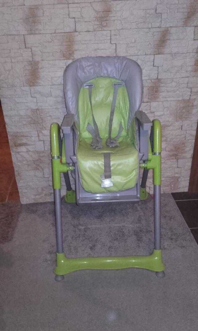 Dětská židlička 0