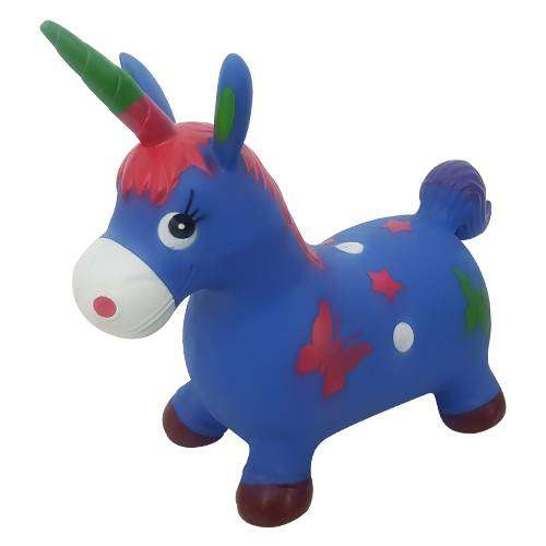 Bouncy Hopper – BLUE UNICORN 0