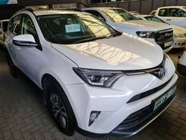 `2017 Toyota RAV4 2.0 Auto-Well maintained-Only R259900
