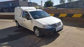 NISSAN NP200 1.6 MANUAL 2015 MODEL WITH CANOPY
