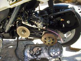 Ремонт та обслуговування мотоциклів та мотороллерів,скутерів