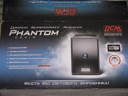 Безперебойник Powercom Phantom 850AP