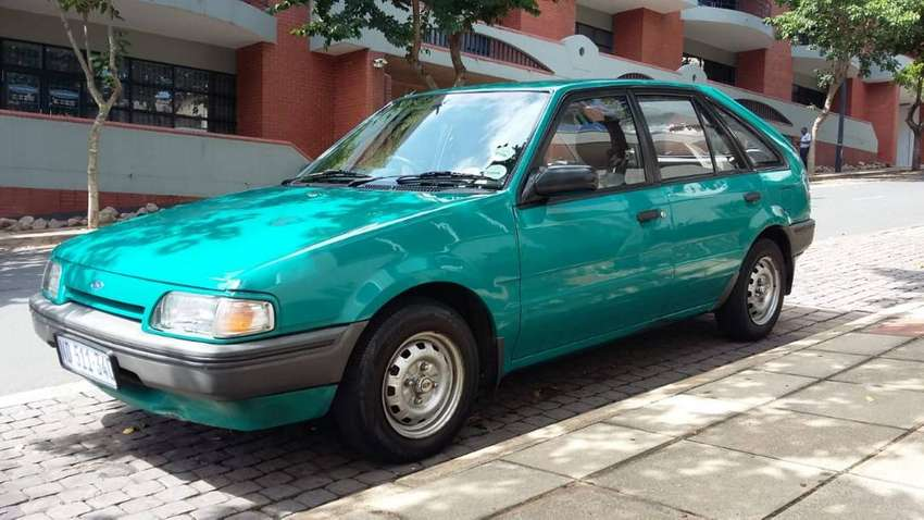 Great little Ford Laser for sale 0
