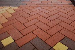 Плитка тротуарная, бордюр