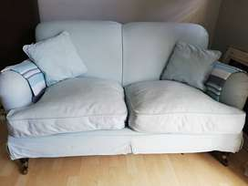 Victorian 2 Seater Couch for sale