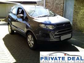 2016 Ford Eco Sport 1.5 TDCI