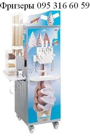 Фризер Фризеры для мягкого мороженого Киев - изображение 1