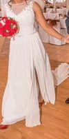 """Suknia ślubna ! Bez wad ! Idealna ! Dom Mody """"Dara"""" !"""
