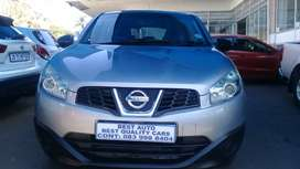 2012 Nissan Qashqai 1.6 Engine Capacity with Manuel Transmission,