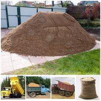 Безлюдовский песок ( горный природный и мытый) от мешка до машины