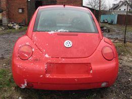 new beetle 1999r 2.0 na czesci