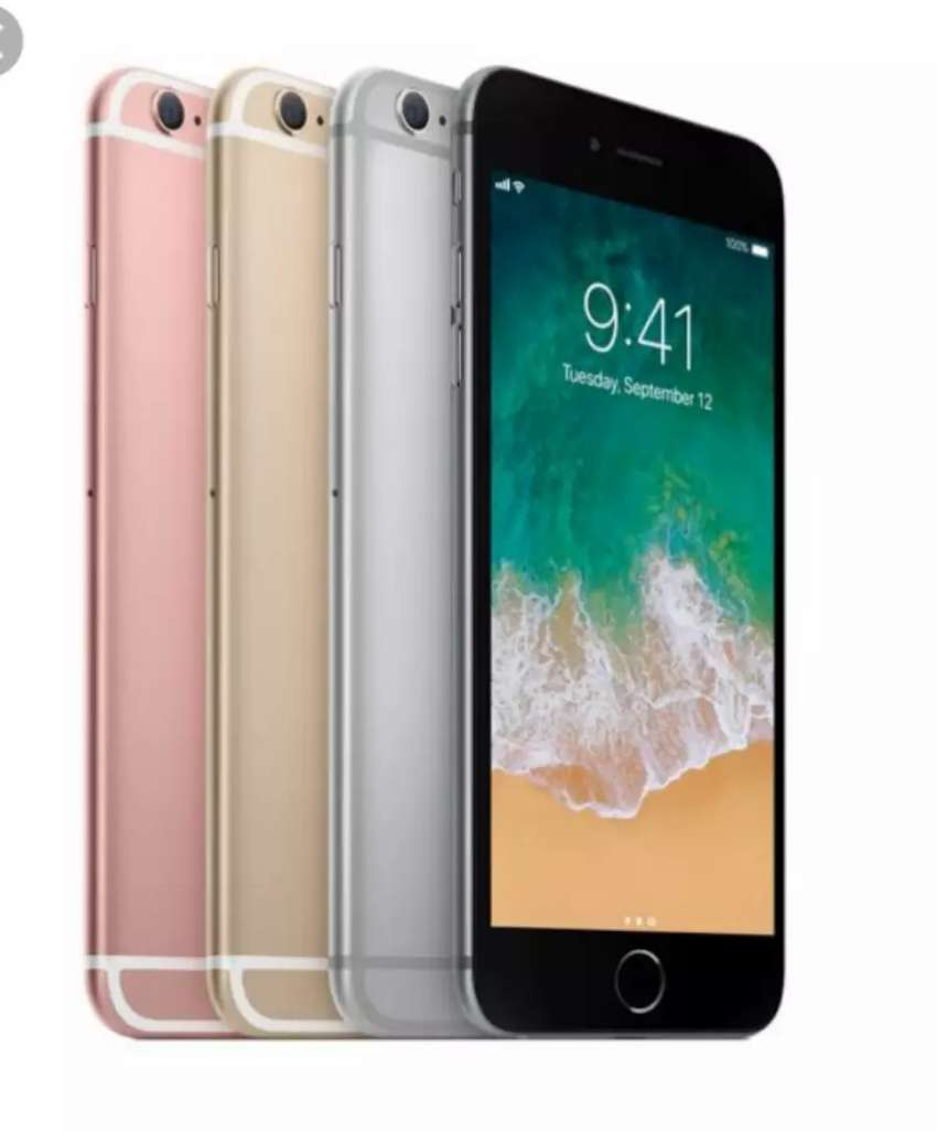 IPhone 6with 64gb 0