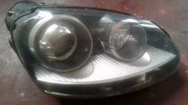 Golf 5 headlight