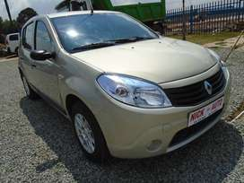 2013 Renault sandero 1.6 expression with 91000km