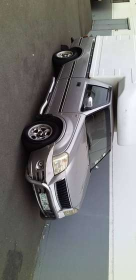 Bakkie for sale with canopy