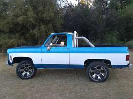 1976 chevrolet pick up