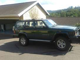 Jeep County XJ series