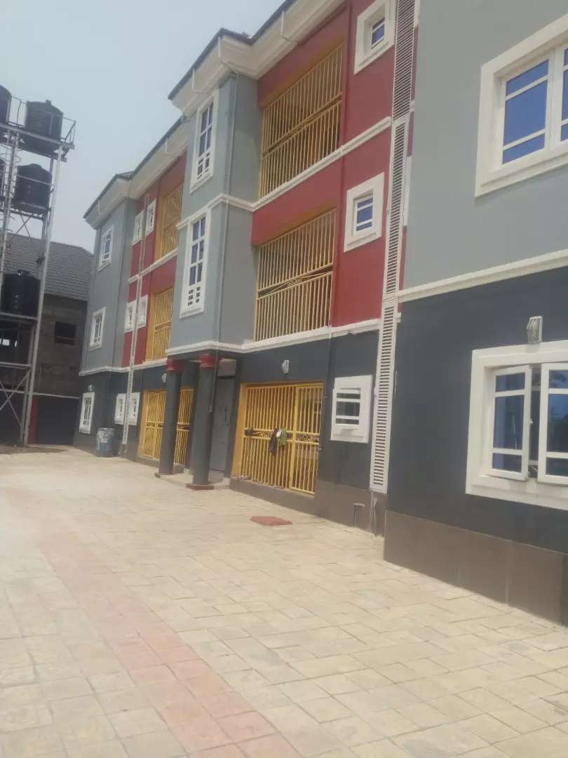 Virgin 2 and 3 bedroom flat in shell cooperative Eliozu. #600k 0