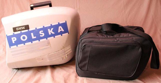 1200d / 3 torby wewnętrzne do kufrów bmw R1200RT, R1200GT, K1300GT Pruszcz Gdański - image 7